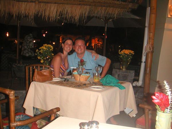 Josh and Heather's Wedding - Maui 2003