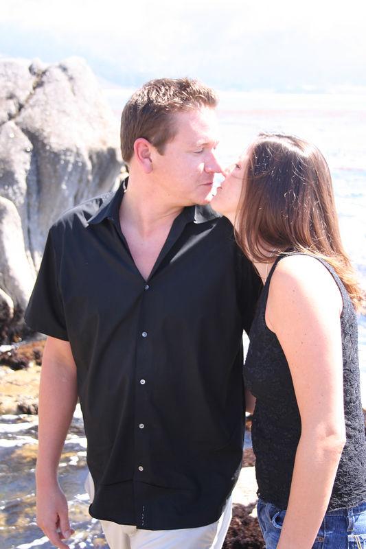 More Engaement Pix - Stu&Michelle