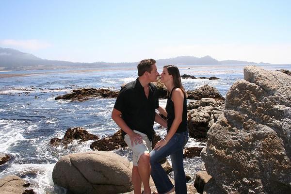 Stuart and Michell's Engagement pix